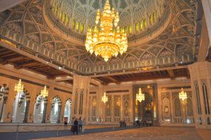 oman moschea gran sultano